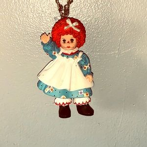 Mop Top Wendy Holiday Ornament 1998
